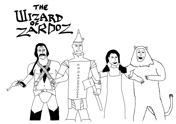 the wizard of zardoz